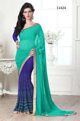 Angel Saree 11423