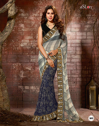 Aslon Saree 1011