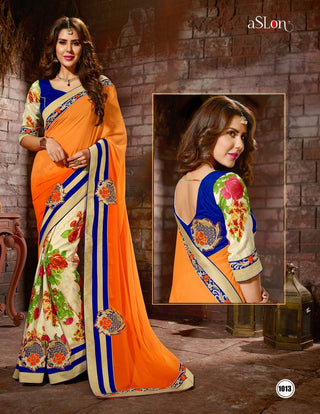 Aslon Saree 1013