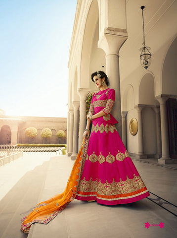 Royal affair lehenga 13008