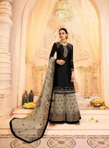 Black Salwaar Suits