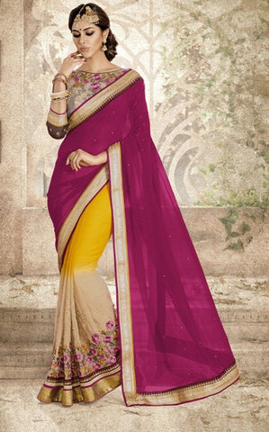 RC saree 6033