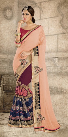RC saree 6034