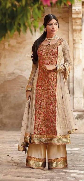 bc9011c98a Online Buy Party And Wedding Anarkali Suits On Cash On Delivery Below 7500  – Banglewale.com