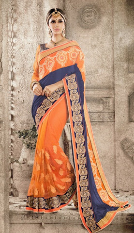 RC saree 6036