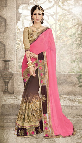 RC saree 6037