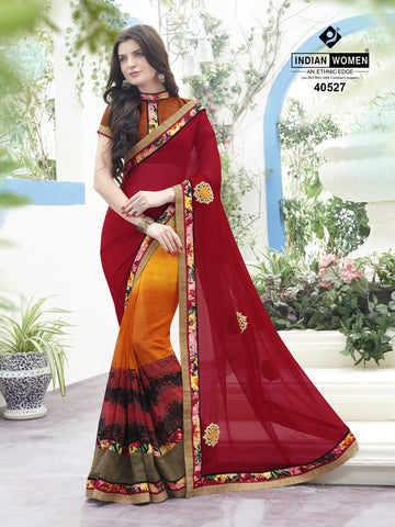 Icon vol 5 Saree 40527