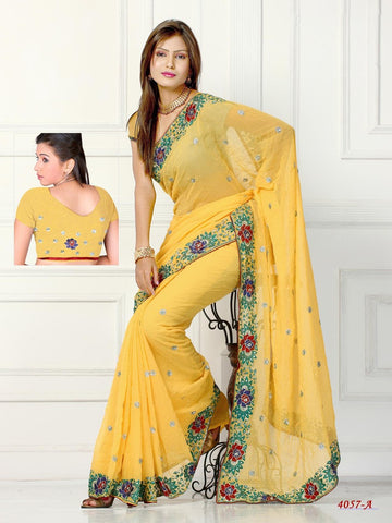 Df saree 4057