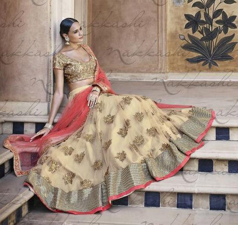 Designer Bridal Lehenga For Brides