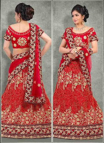 Wedding lehenga 34359