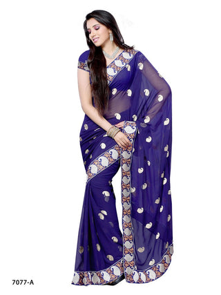 Df saree 7077 A