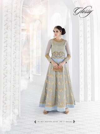 Party wear Georgette Anarkali suits