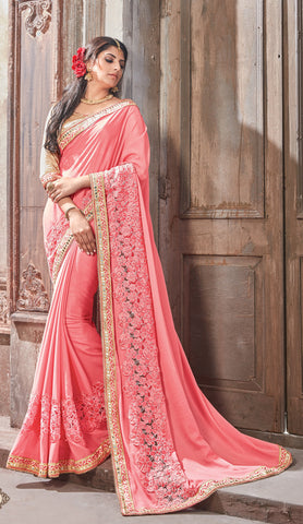 Solitaire Saree 7180
