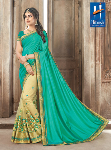 Solitaire Saree 7184
