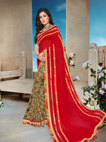 Icon Saree 11404