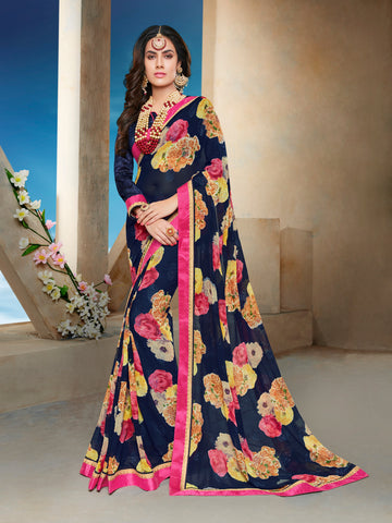 Icon Saree 11408
