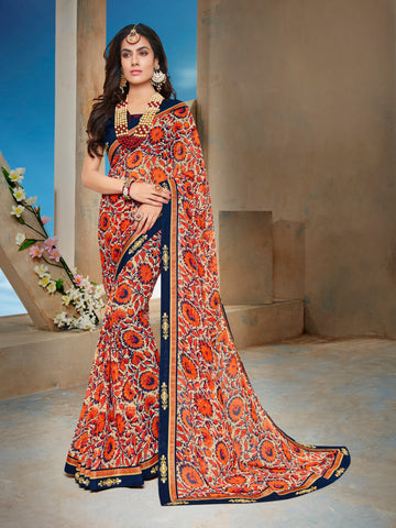 Icon Saree 11409