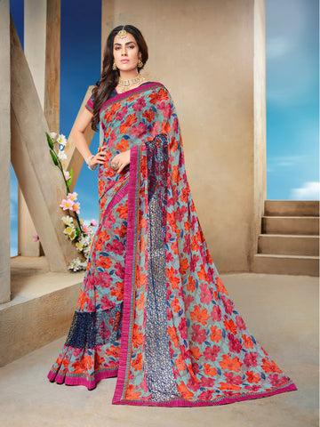 Icon Saree 11415