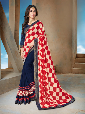Icon Saree 11418