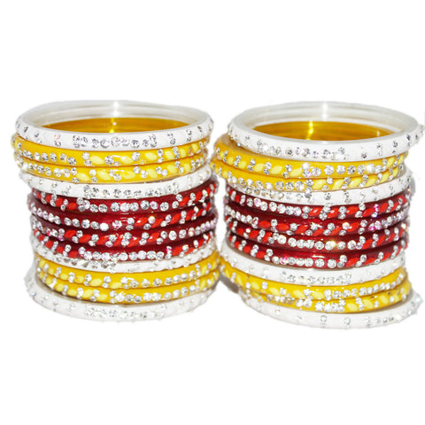 Bridal glass bangle chura