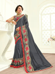 Platinum Vol 5 saree 22113