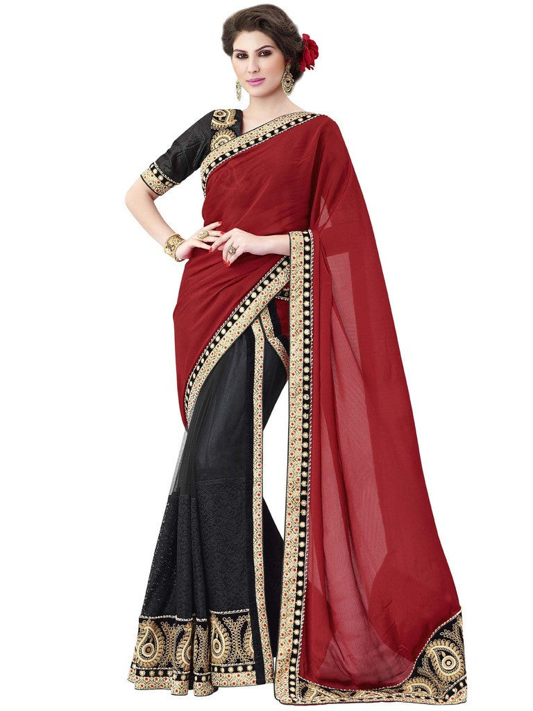 41545816c1 Double Combo Offer|sarees at best price | party wear sarees price ...