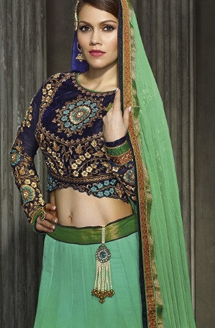 Khwaab Lehenga Collection 1003
