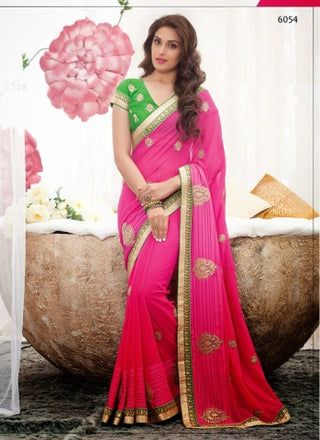 SO Saree 6054
