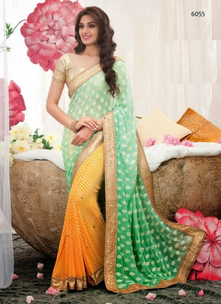 SO Saree 6055