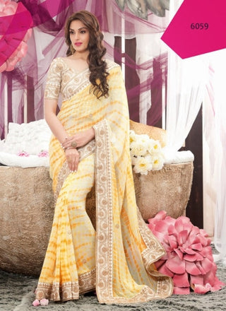 SO Saree 6056