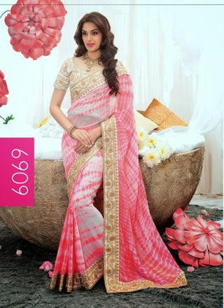 SO Saree 6069