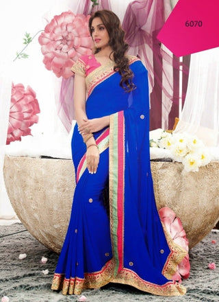 SO Saree 6070