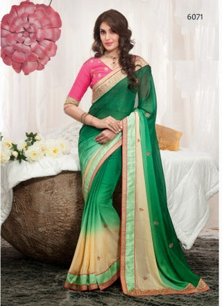 SO Saree 6071