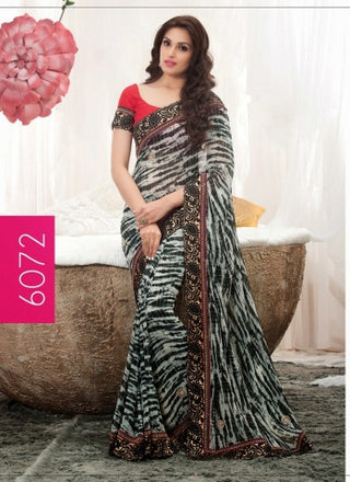 SO Saree 6072