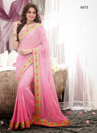 SO Saree 6073