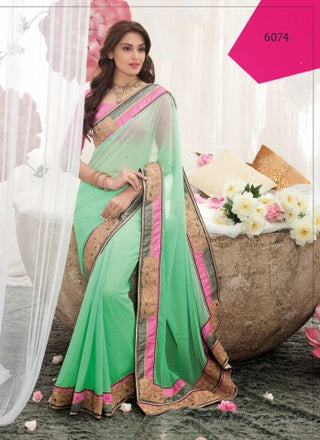 SO Saree 6074