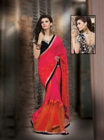 Fashionable Saree 30277