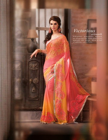 Fashionable Saree 30281