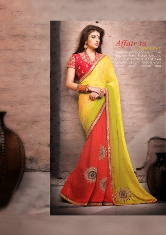 Fashionable Saree 30284