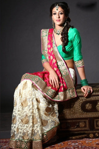 Saree series 32270