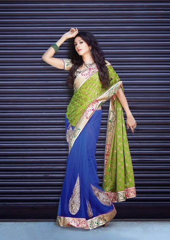 Saree series 32275
