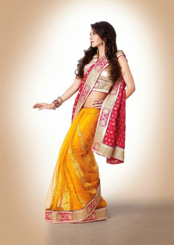 Saree series 32276