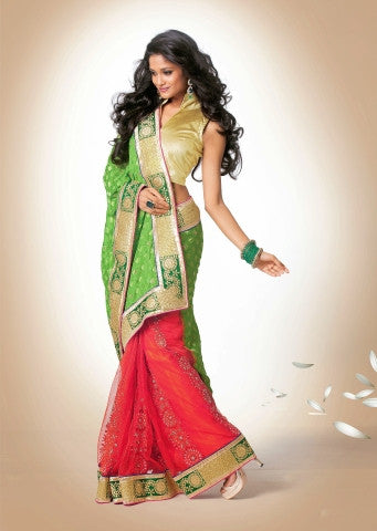 Saree series 32277