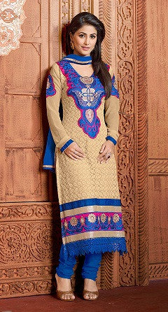 Women in salwaar suits