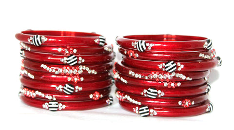 Handmade Glass Bangles for women