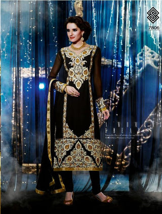 Swagat Collection Suit 7806