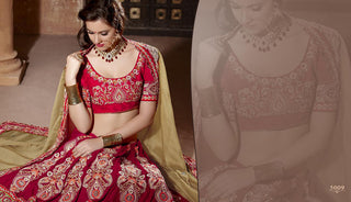 Varni Collection 5009 (Lehenga Saree)