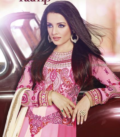 Afreen Suit Collection 4604