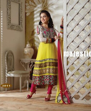 Afreen suits 3011