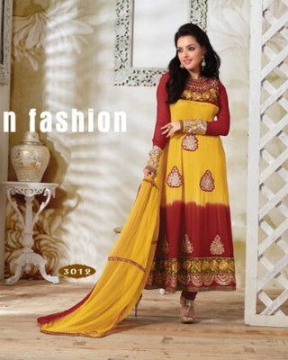 Afreen suits 3012
